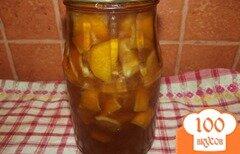 Фото рецепта: «Варенье лимонное с барбарисом»