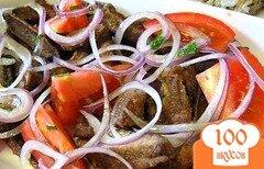 Фото рецепта: «Печень по-албански»