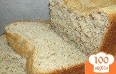 Фото рецепта: «Овсяный хлеб со злаками»