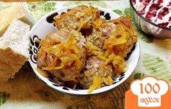 Фото рецепта: «Бабушкины тефтели в духовке»