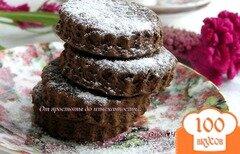 Фото рецепта: «Шоколадные валлийские кейки»