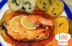 Фото рецепта: «Рыба в фольге в мультиварке»