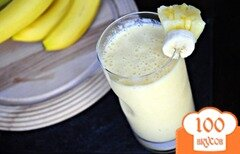 Фото рецепта: «Тропическое смузи»