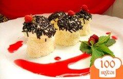 Фото рецепта: «Творожные грибочки»