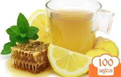 Фото рецепта: «Имбирный чай»