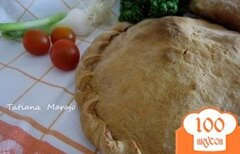Фото рецепта: «Лепешки с сыром»