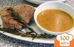 Фото рецепта: «Жареная говядина в мультиварке»