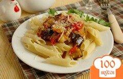 Фото рецепта: «Пенне с овощами»