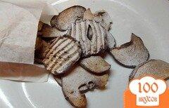 Фото рецепта: «Яблочные чипсы»
