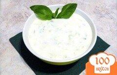 Фото рецепта: «Тзатзики соус»