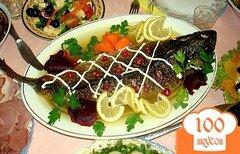 Фото рецепта: «Фаршированная рыба»