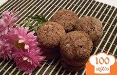 Фото рецепта: «Печенье шоколадное»