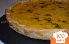 Фото рецепта: «Пирог с тыквой и грибами»