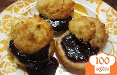 Фото рецепта: «Варенье-желе из черники»