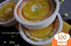 Фото рецепта: «Гренки с ананасом»