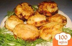 Фото рецепта: «Котлеты из филе минтая»