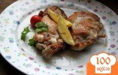 Фото рецепта: «Куриные бедра-гриль»