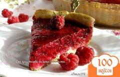 Фото рецепта: «Лимонно-малиновый тарт»