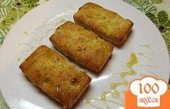 Фото рецепта: «Грушевые кексы с имбирем»