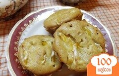 Фото рецепта: «Кексы с мандаринами»