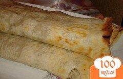 Фото рецепта: «Лахмаджун - Турецкая пицца»