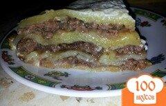 Фото рецепта: «Бюрек с мясом»