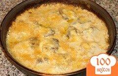 Фото рецепта: «Мясо по-французски на сковороде»