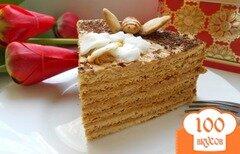 Фото рецепта: «Торт «Медовик»»