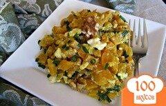 Фото рецепта: «Салат из желтой свеклы»