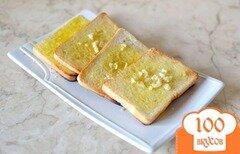 Фото рецепта: «Тосты с чесноком»
