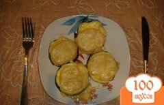 "Фото рецепта: «Закуска из баклажанов ""на скорую руку""»"