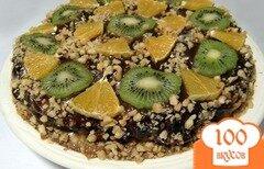Фото рецепта: «Торт из пряников без выпечки»