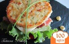 Фото рецепта: «На тему бургера...»