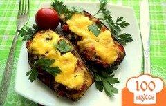 Фото рецепта: «Фаршированные баклажаны в духовке»