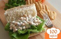 Фото рецепта: «Нутовый салат»
