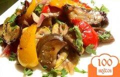 Фото рецепта: «Овощи-гриль»