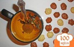 Фото рецепта: «Творожные печеньки»