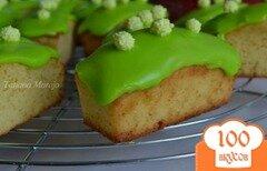 Фото рецепта: «Лаймовые бисквиты»