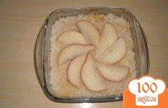 Фото рецепта: «Запеченая рисовая каша с фруктами»