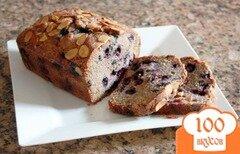 Фото рецепта: «Черничный хлеб»