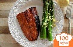 Фото рецепта: «Медовый лосось»