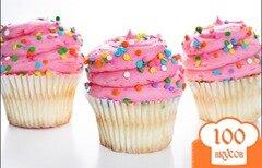 Фото рецепта: «Ванильные кексы»