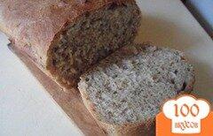 Фото рецепта: «Хлеб с мёдом и лавандой.»