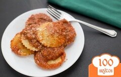 Фото рецепта: «Равиоли с мясом»