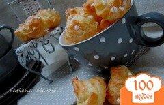 Фото рецепта: «Шукеты (les chouquettes)»