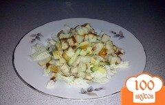 Фото рецепта: «Салат с курочкой»