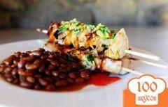 Фото рецепта: «Шашлык из курицы с уксусом»