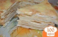 Фото рецепта: «Легендарный торт Наполеон»
