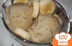 Фото рецепта: «Бананово-сливочное мороженое»