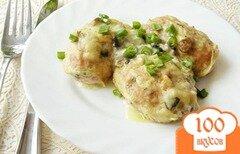 Фото рецепта: «Котлеты в сливочном соусе»